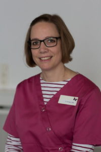 Anja Kröger-Illig, Medizinische Fachangestellte