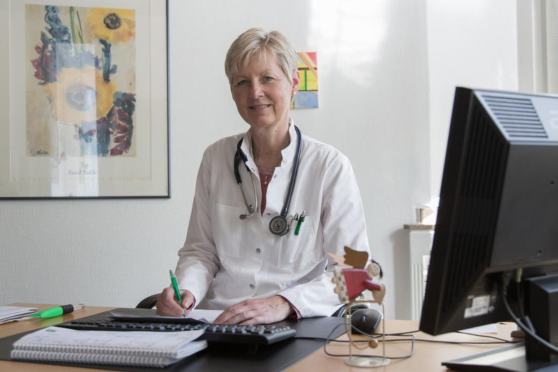 Anna Burauel-Happich Fachärztin für innere Medizin