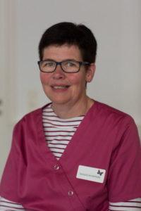 Annegret Henselmeyer, Medizinische Fachangestellte