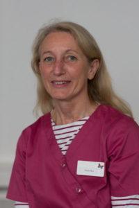 Karin Hess, Medizinische Fachangestellte