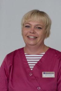 Sandra Stratemann, Medizinische Fachangestellte